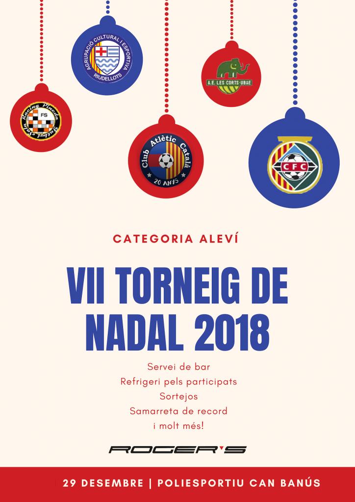 VII TORNEIG DE NADAL 2018_alevi_